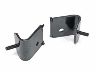 63-65 Falcon Engine Support Brackets, V8, Pair